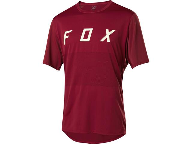 Fox Ranger Fox Maillot Manches courtes Homme, chili